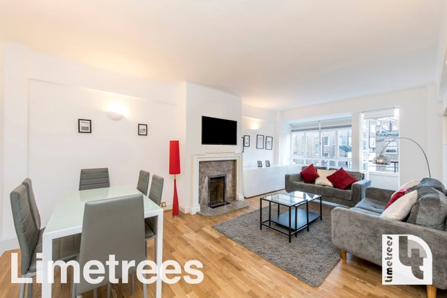 Thumbnail Flat to rent in Portdsea Place, London