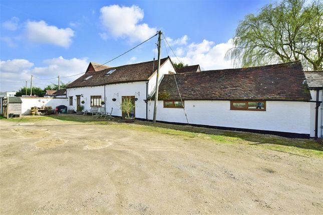 Thumbnail Link-detached house for sale in Golden Cross, Hailsham, East Sussex