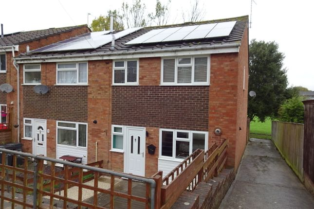Thumbnail End terrace house to rent in St. Johns Road, Yeovil
