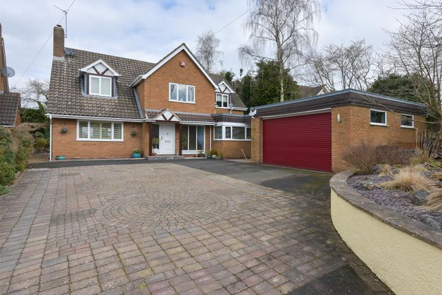 Thumbnail Detached house for sale in Middlefield Lane, Hagley, Stourbridge