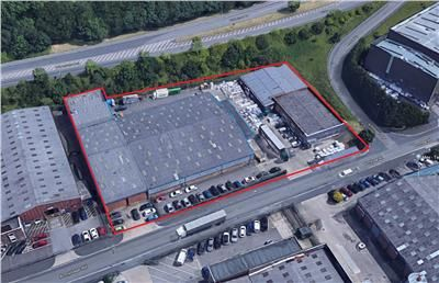 Thumbnail Light industrial to let in Unit Ar2, Armytage Road Industrial Estate, Brighouse, West Yorkshire