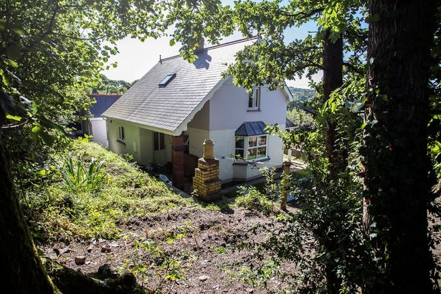 Thumbnail Detached house for sale in Cardigan Road, Cenarth, Newcastle Emlyn, Ceredigion