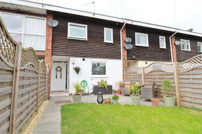 Thumbnail Terraced house for sale in Camelot Court, Caerleon, Newport