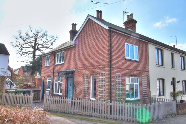 Thumbnail Semi-detached house for sale in Barossa Road, Camberley