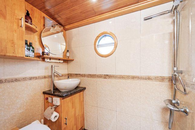 Bathroom of Blomfield Road, Little Venice W9