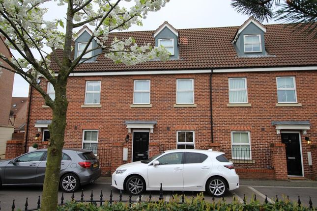Thumbnail Terraced house for sale in Scotsman Drive, Scawthorpe, Doncaster