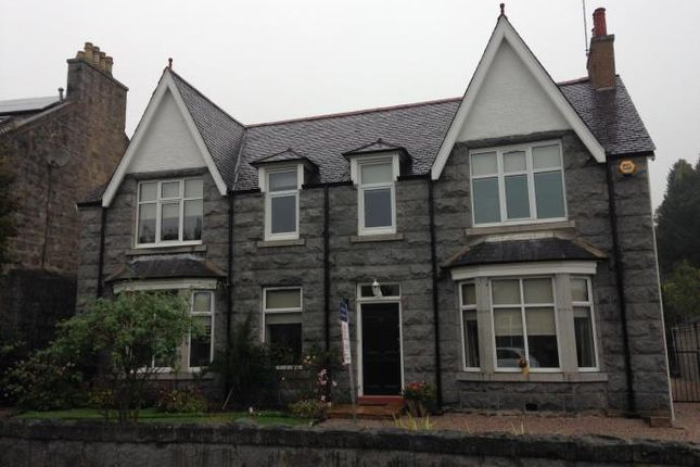 Thumbnail Detached house to rent in Ashfield Road, Cults, Aberdeen