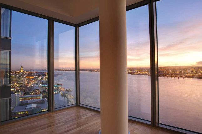 2 bed flat for sale in Alexandra Tower, Princess Parade, Liverpool L3