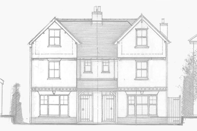Thumbnail Land for sale in Cambridge Road, Great Shelford, Cambridge