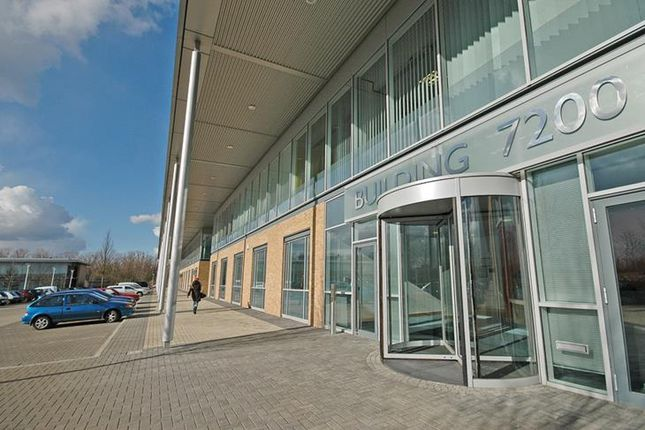 Thumbnail Office to let in Building 7200, Cambridge Research Park, Waterbeach, Cambridge