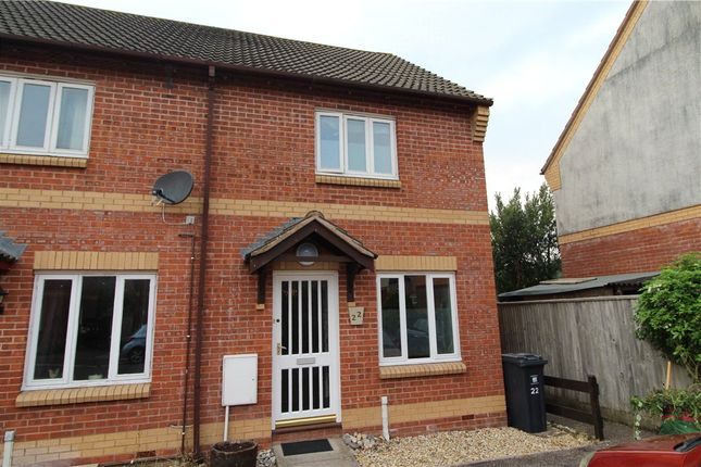Thumbnail Semi-detached house to rent in The Cricketers, Axminster, Devon