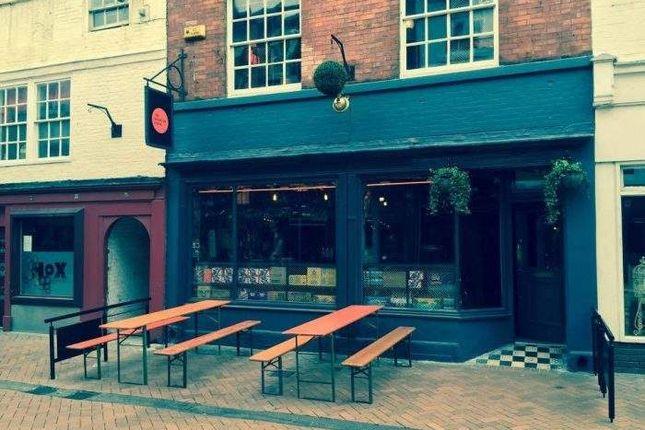 Thumbnail Leisure/hospitality to let in 34-35 Sadler Gate, Sadler Gate, Derby