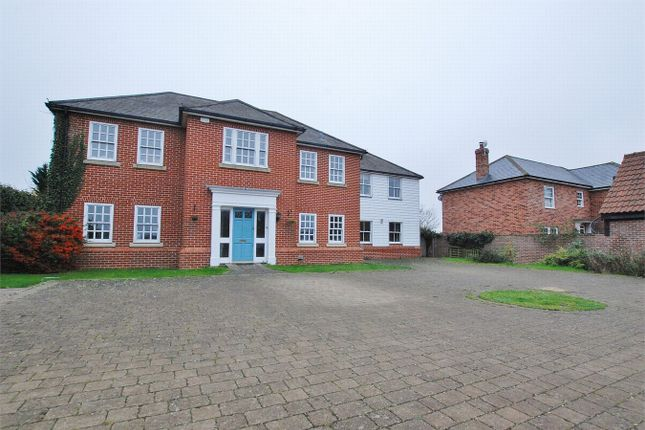 Thumbnail Detached house for sale in Manor Place, Chappel Road, Great Tey, Essex