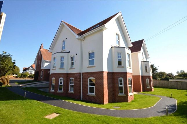 Thumbnail Flat to rent in Lydwin Grange, 2 Stevenstone Road, Exmouth, Devon
