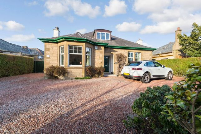 Thumbnail Detached bungalow for sale in Stratheyre, 596, Queensferry Road, Edinburgh