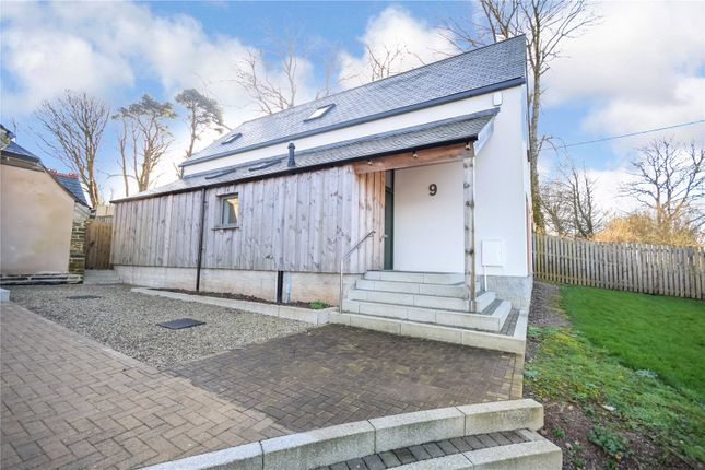 Thumbnail Detached house for sale in College Road, Camelford