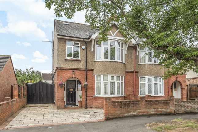 Semi-detached house for sale in Manor Road, Bedford
