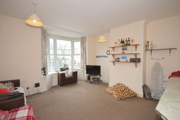 Thumbnail Property to rent in Three Bedroom Flat, Ecclesall Road