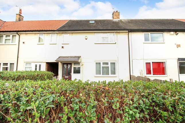 Thumbnail Terraced house for sale in Chelmsford Close, Hull
