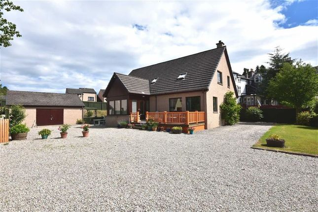 Thumbnail Detached house for sale in Mackay Avenue, Grantown-On-Spey