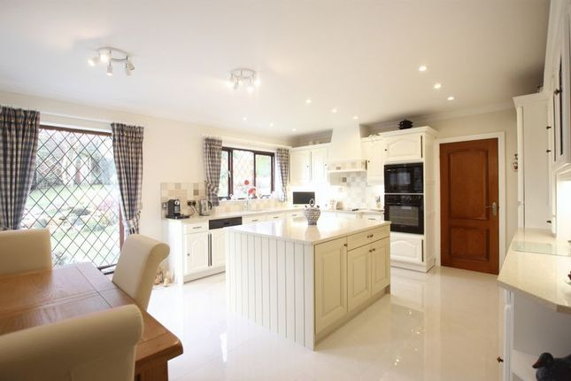 Kitchen Diner of Oldfield Gardens, Lower Heswall, Wirral CH60