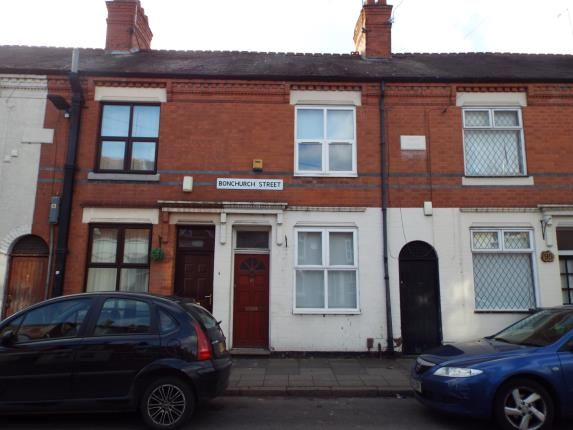 Thumbnail Terraced house for sale in Bonchurch Street, Woodgate, Leicester, Leicestershire