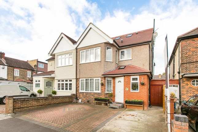 5 bed semi-detached house for sale in Cloister Road, London