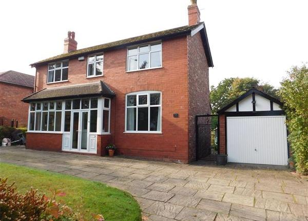 Thumbnail Detached house to rent in Styal Road, Gatley, Cheadle