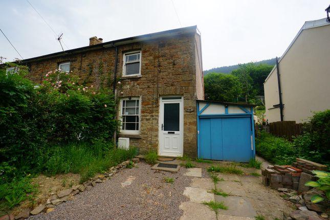 Thumbnail End terrace house for sale in Gelli-Unig Place, Cross Keys, Newport