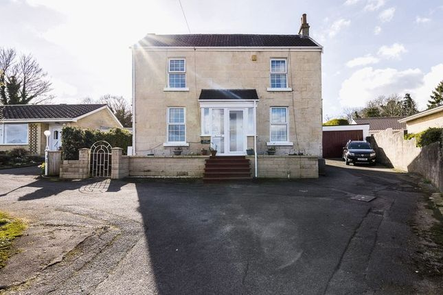 Thumbnail Detached house for sale in Sladebrook Road, Bath