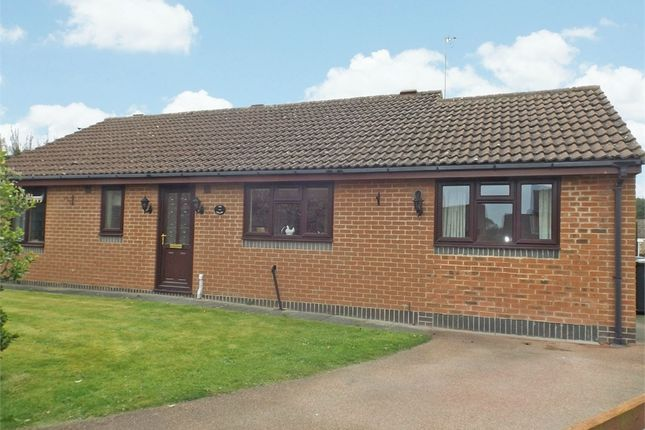 Thumbnail Detached bungalow for sale in 1 Vicarage Farm Close, Escomb, Bishop Auckland, Durham