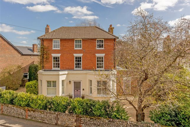 Thumbnail Detached house for sale in Westbourne Road, Westbourne, Emsworth, Hampshire