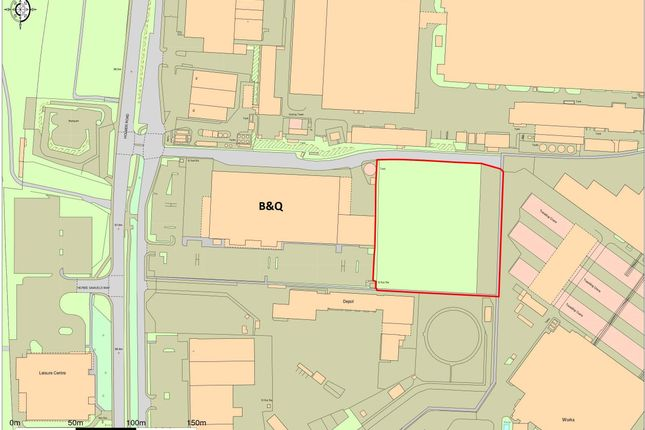 Thumbnail Land for sale in Former Sportsfield, Painter Brothers Limited, Holmer Road, Hereford. 9Sw.