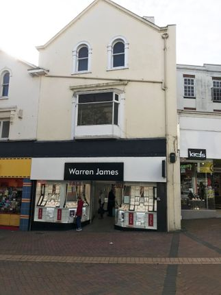 Retail premises for sale in Commercial Road, Bournemouth