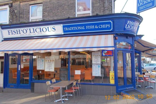 Thumbnail Restaurant/cafe to let in Great Yarmouth, Norfolk