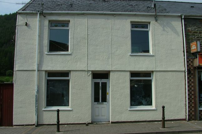 Thumbnail End terrace house to rent in Wyndham Stret, Tredegar