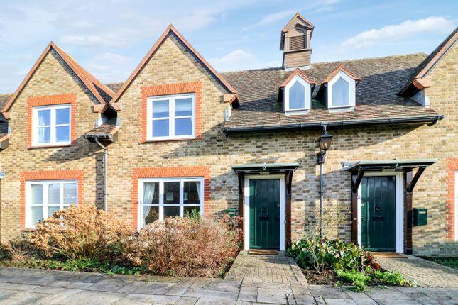 Thumbnail Terraced house for sale in Bluecoat Pond, Christs Hospital, Horsham