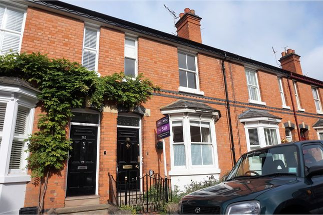 Thumbnail Terraced house for sale in Broad Street, Stratford-Upon-Avon