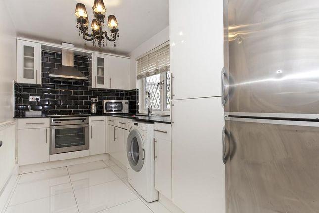 Kitchen of Swan Passage, London E1