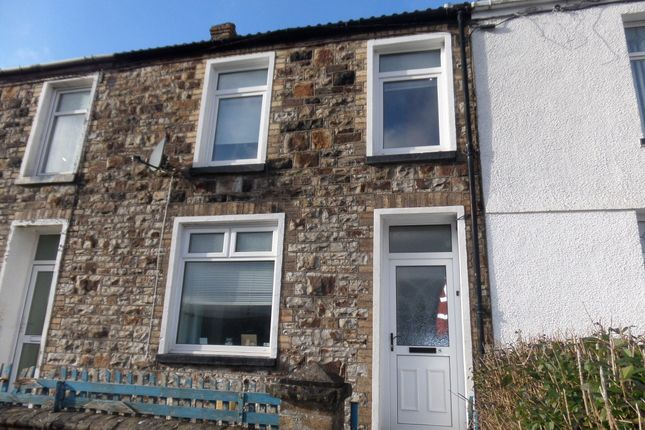Thumbnail Terraced house for sale in Gellifaelog Terrace, Penydarren, Merthyr Tydfil