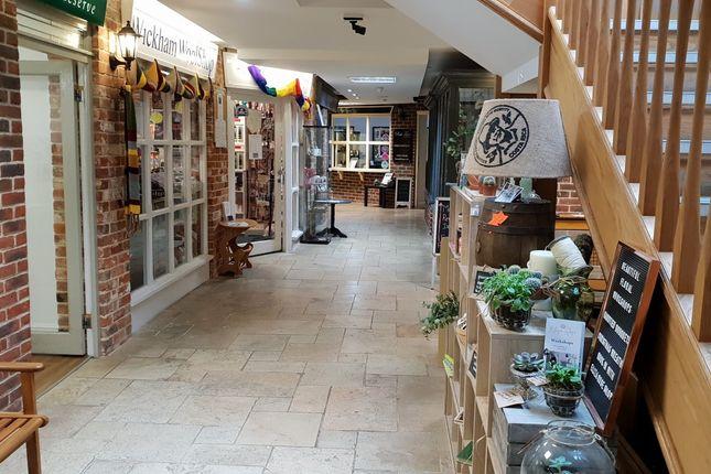 Thumbnail Retail premises to let in Warwick Lane Shopping Centre, Fareham, Hampshire