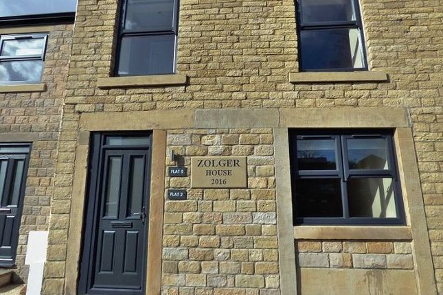 Thumbnail Flat to rent in Flat 2 Zolger House, 84 Wood Street, Glossop
