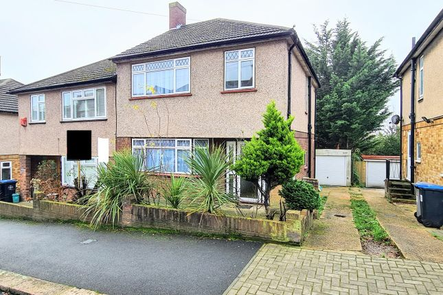 3 bed semi-detached house for sale in Mostyn Avenue, Wembley HA9