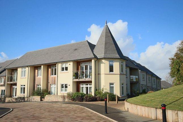 Thumbnail Flat to rent in Sharkham Court, Brixham