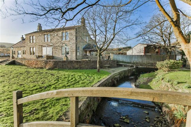 6 bed equestrian property for sale in Gisburn Road, Blacko, Lancashire