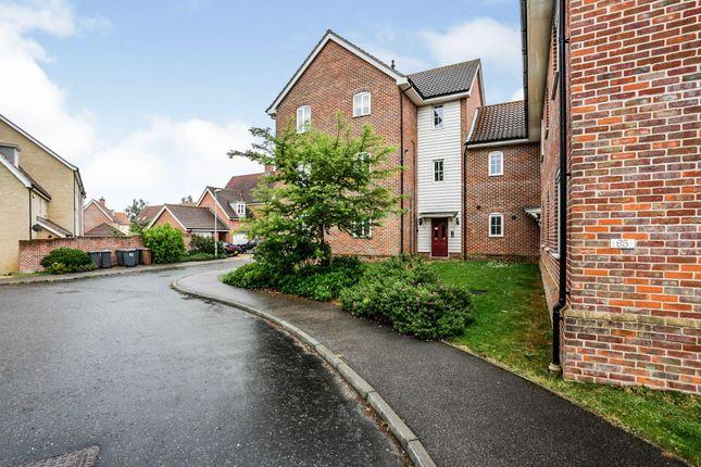 2 bed flat for sale in Castle Brooks, Framlingham, Woodbridge IP13