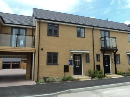 Thumbnail Terraced house to rent in Hunters Way, Hardwicke, Gloucester