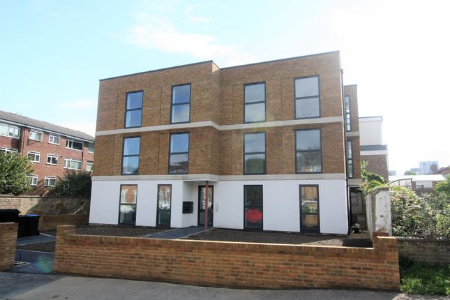Thumbnail Flat for sale in St. James Road, Sutton