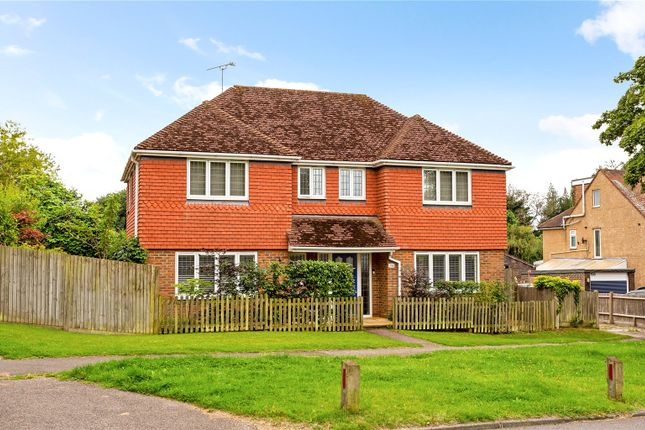 Thumbnail Detached house for sale in Green Lane, St. Albans, Hertfordshire