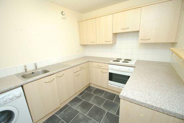 Kitchen of Bannatyne Street, Lanark ML11